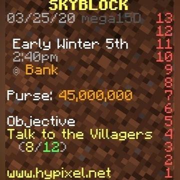 Hypixel Skyblock 5 Milionów Coinsów Tanio Szybko
