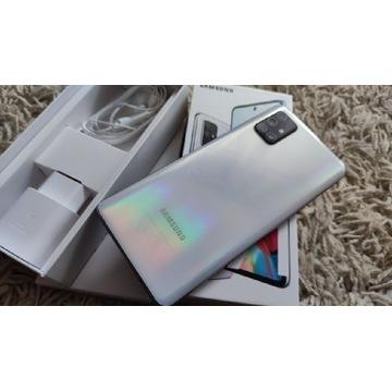 Samsung A71 na Gwarancji