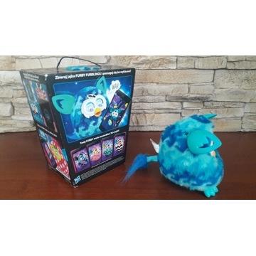 Furby boom niebieskie fale