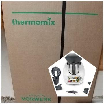 Thermomix TM6 nowy gwarancja cookidoo