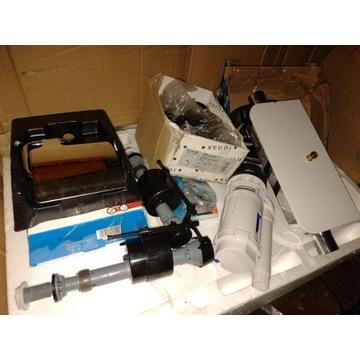 pakiet zestaw akcesoriów hydraulicznych