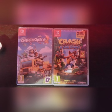 Crash N Sane Trilogy Nintendo Switch