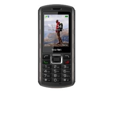 Solidny telefon komórkowy Bea-fon, IP68