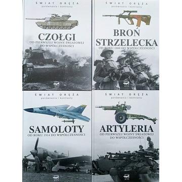 Świat oręża -  Czołgi Samoloty Artyleria Broń strz