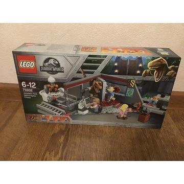 Lego Jurassic World 75932 Kraków śląskie opolskie