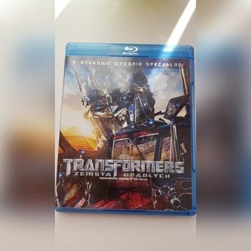 Transformers 2 Zemsta upadłych Blu-ray