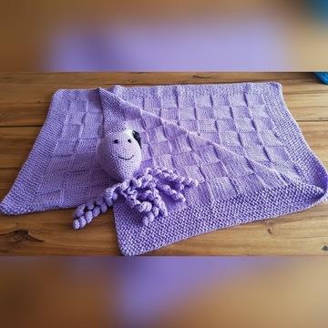 Kocyk dziecięcy/maskotki ręcznie robione