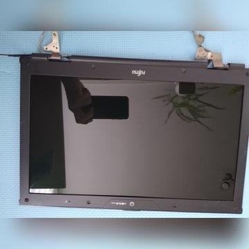 """CAŁA KLAPA ,Matryca Fujitsu Amilo Li 3710, 15.6""""+"""