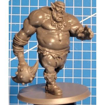 Miniatury Blacklist - Ogr - Potwór