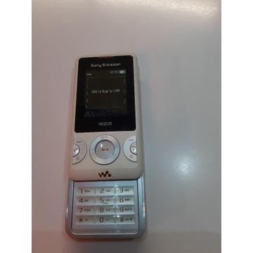 Sony Ericsson W205- nie używany