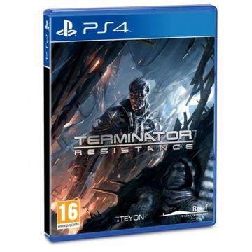 Gra Terminator: Resistance PS4 i PS5 PL Folia VAT