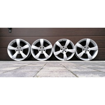 5x100 16 Felgi Audi A1 8X, VW Polo, Seat Ibiza