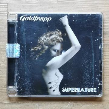 Goldfrapp SUPERNATURE (Deluxe SACD+DVD) stan BDB