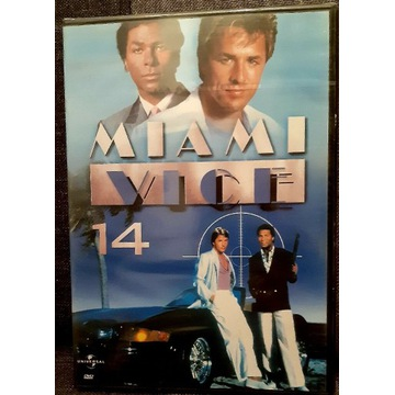 Miami Vice 14 DVD odcinek 27 i 28