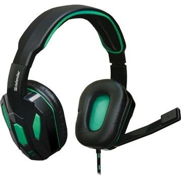 Słuchawki Defender Warhead G-275 + adapter