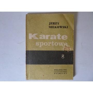 Jerzy Miłkowski  Karate Sportowe   8