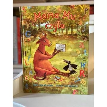 Bestseller dla dzieci MAMA MU CZYTA Wieslander