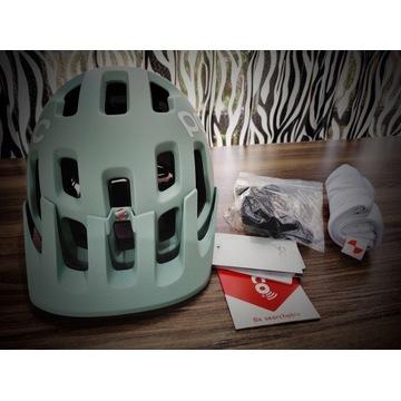 Kask rowerowy Poc Tectal M-L 55-58cm Green matt