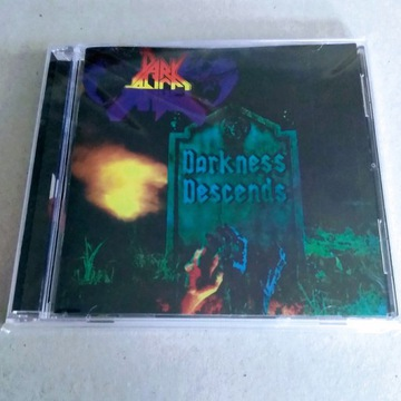 "DARK ANGEL - ""Darkness Descends"" CD Rare"