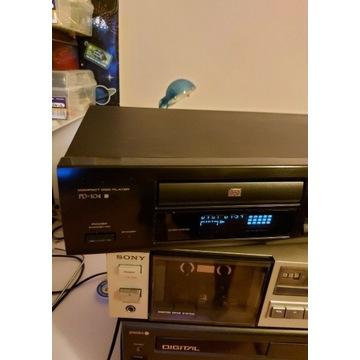Pioneer pd-104 cd