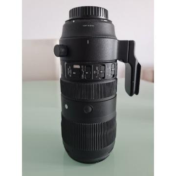 Sigma S 70-200 Canon