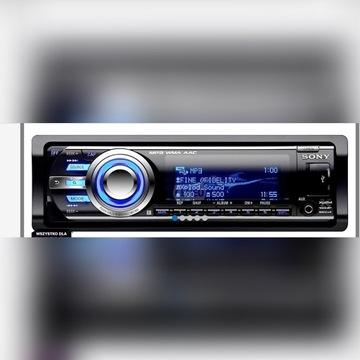 Radioodtwarzacz samochodowy Sony CDX-GT730UI