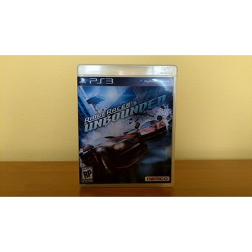 Ridge Racer Unbounded PS3 PlayStation 3
