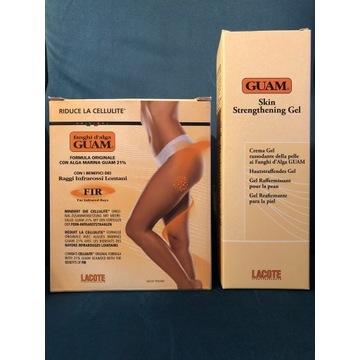GUAM FIR KONCENTRAT NA CELLULIT 1 kg + Fanghi gel