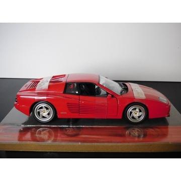 Ferrari F 512 M, 1:24, nie Bburago i Maisto