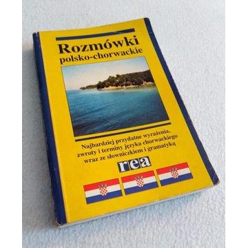 """""""Rozmówki polsko-chorwackie""""."""