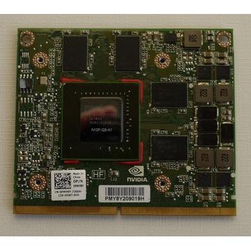 Karta graficzna NVIDIA Quadro 2000M 2GB Dell M4600
