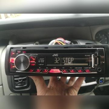 Radio jvc KD-R461