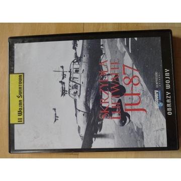 """___ DVD """"Skrzydła Luftwaffe Ju-87"""""""