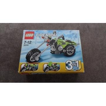Zestaw LEGO 31018 Zdobywca autostrad