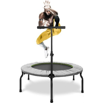 Trampolina Happy Jump Trening Fitness do 115kg