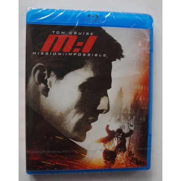 Mission: Impossible (Blu-ray) Lektor PL Tom Cruise