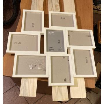 Ramka na 8 zdjęć 13x8 z Ikea