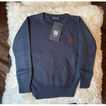 Sweterek Polo r.80/86