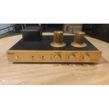 lampowy przedwzmacniacz gramofonowy MM i MC