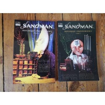 Sandman,Refleksje i przypowieści, cz. I i II wyd1