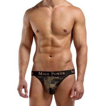 Black Gold Enrichment Bikini Slipy M