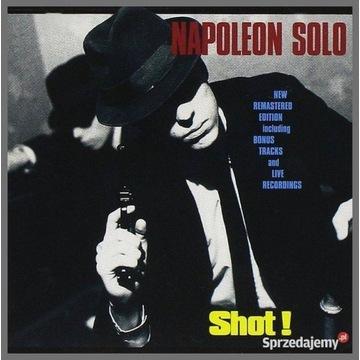 Napoleon Solo - Shot! (CD) (2011) (EU) (Jak nowa)