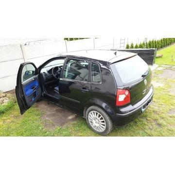 VW Polo SDi 1.9 2003r. isofix/klima/2 komplety kół