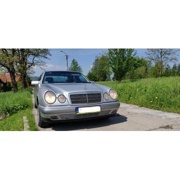 Mercedes W210, E 320 Benzyna + LPG