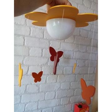 Lampa  dziecięce komplet
