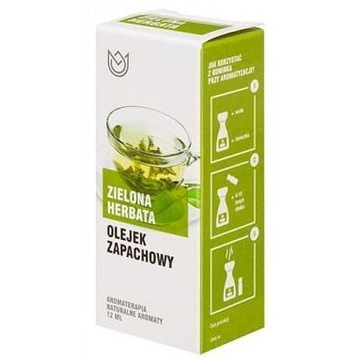 Naturalne Aromaty olejek zapachowy Zielona Herbata