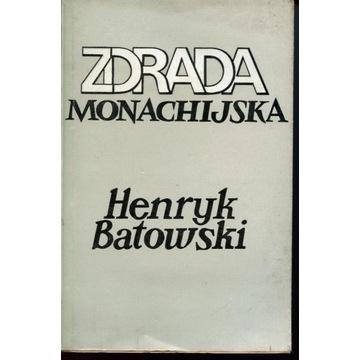 Zdrada Monachijska Batowski 1973