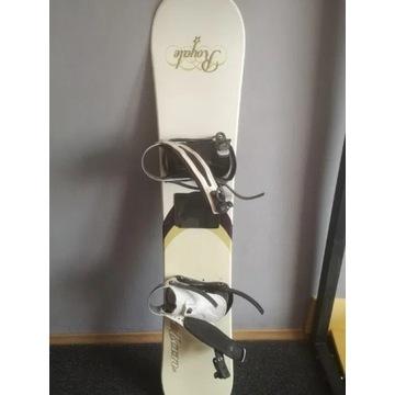 Deska Snowboard + BUTY