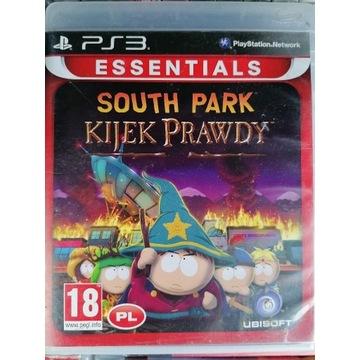 Gra na konsole PS3 SOUTH PARK Kijek Prawdy j. PL
