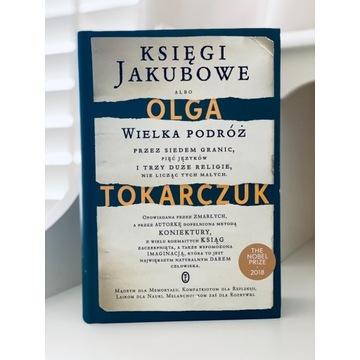 KSIĘGI JAKUBOWE Olga Tokarczuk